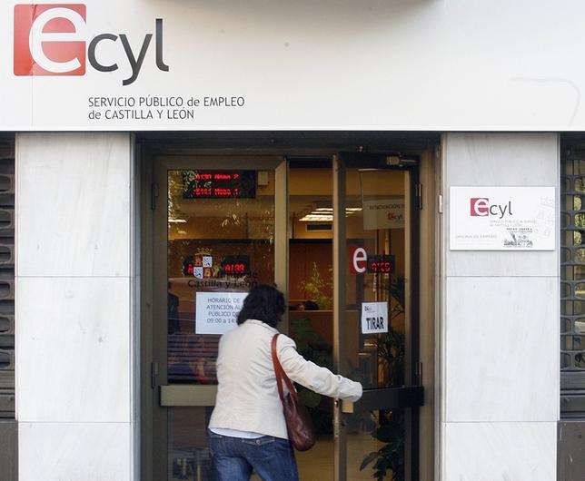 Valladolid bate su r cord de parados con un 11 for Oficinas de empleo valladolid