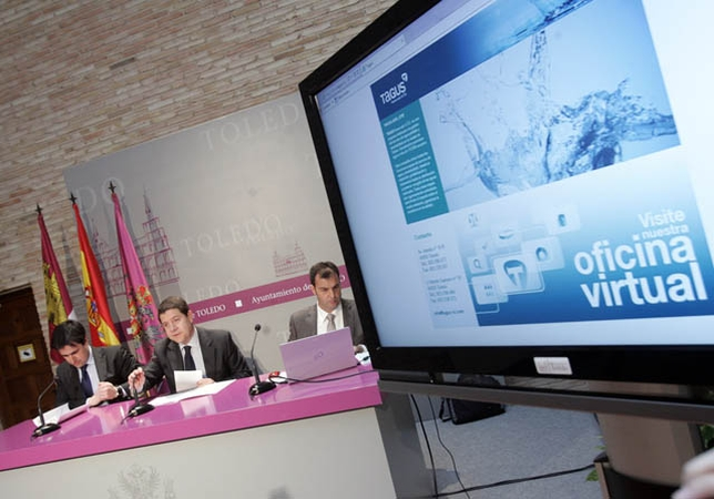 La oficina virtual de tagus agiliza los tr mites del for Oficina virtual del
