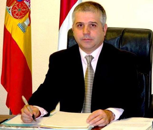Antonio Moreno es el presidente de la Federación Española de Kárate. FCMKDA