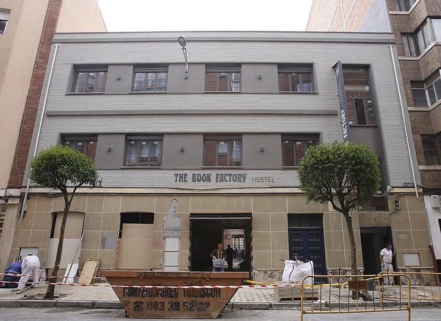 el primer albergue privado abrir a mediados de julio en