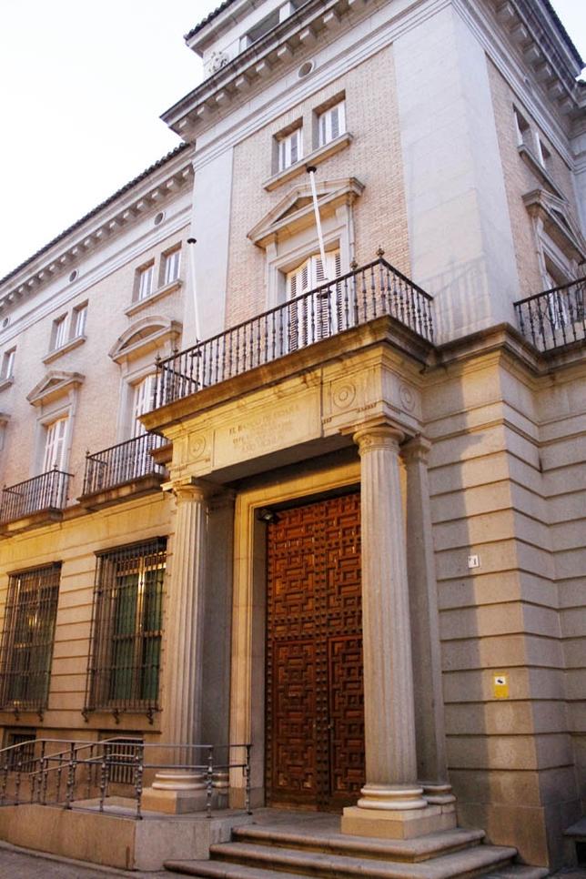 Hacienda saca a licitaci n la reforma del banco de espa a for Oficinas de hacienda en madrid