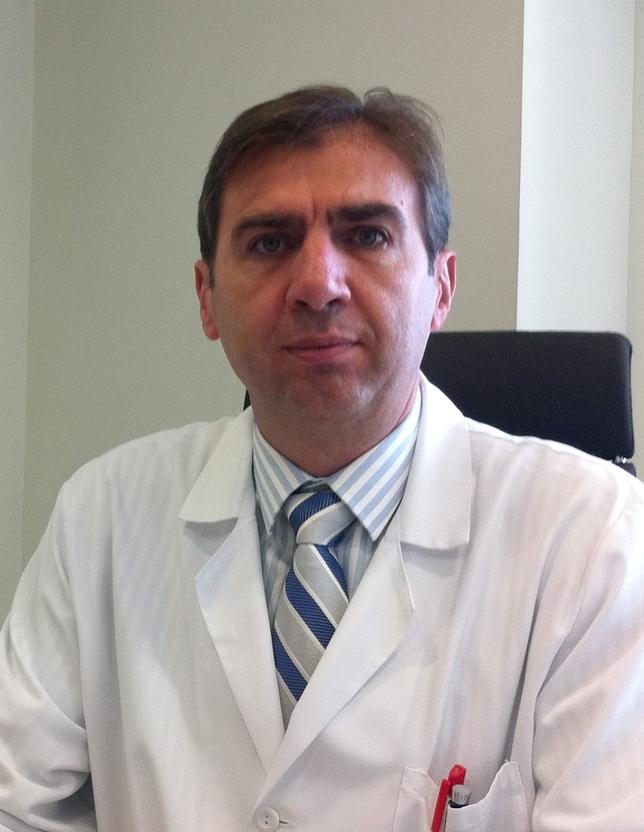 El doctor Fernández Jaén.  DA