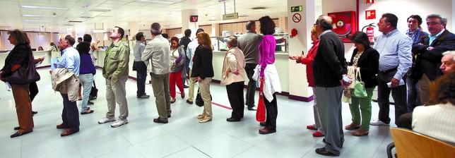 La nueva oficina de gesti n tributaria abre el d a 22 tras for Oficina de gestion tributaria