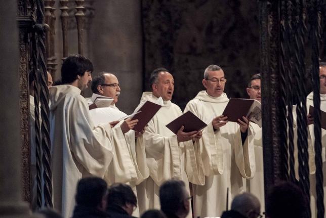 Interpretación del 'Oficio divino de Viernes Santo en el tiempo del Greco en Toledo y El Escorial' Robayna