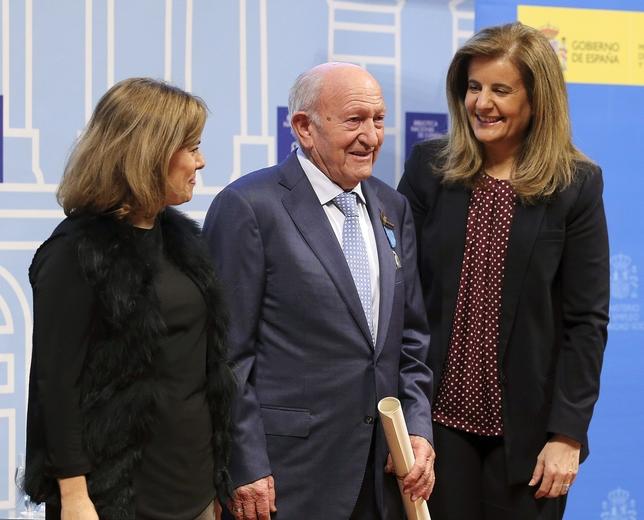 Medalla del Trabajo para Alejandro Fernández
