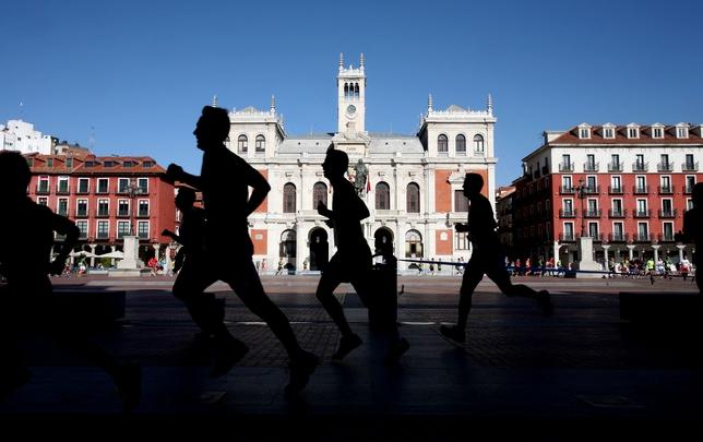 III 'Marcha contra el cáncer' de Valladolid