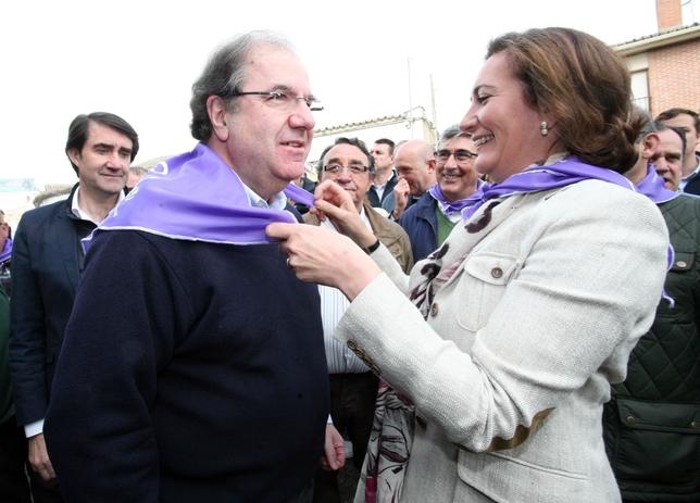 Galería de imágenes de la celebración del Día de Castilla y León en Villalar de los Comuneros
