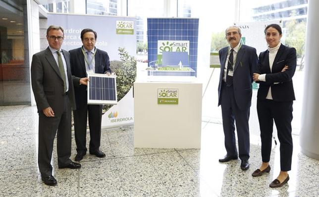 Iberdrola y asaja colaboran para desarrollar proyectos for Oficina iberdrola madrid
