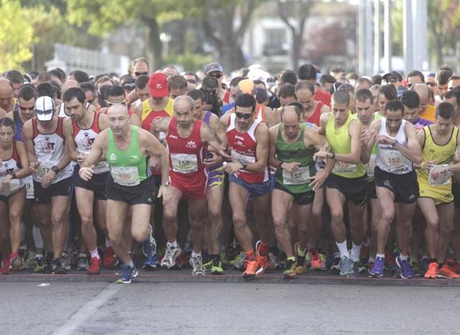 Celebración del XIX Quixote Maratón, el año pasado en Ciudad Real.