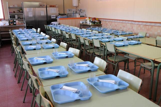 La Junta saca a concurso el servicio de comedor escolar de 110 ...