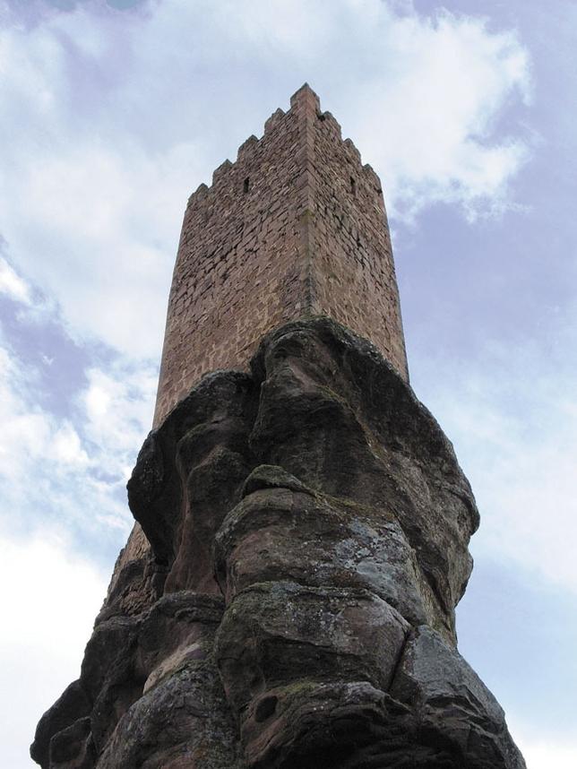 La fortaleza de la roca la tribuna de toledo for Roca toledo