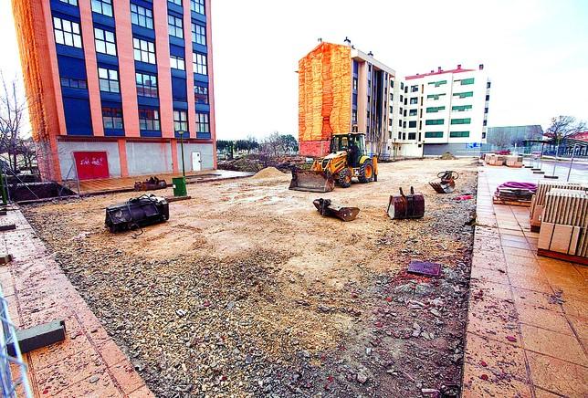 Rematan la urbanizaci n del plan gamonal norte 13 a os despu s diario de burgos - Constructoras en burgos ...