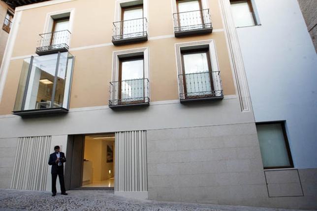 El colegio de arquitectos mutila la lista electoral de - Colegio de arquitectos toledo ...