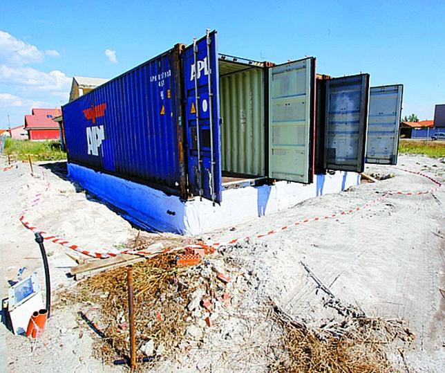 Cuanto cuesta un contenedor de barco trendy latest cunto - Cuanto cuesta una casa contenedor ...