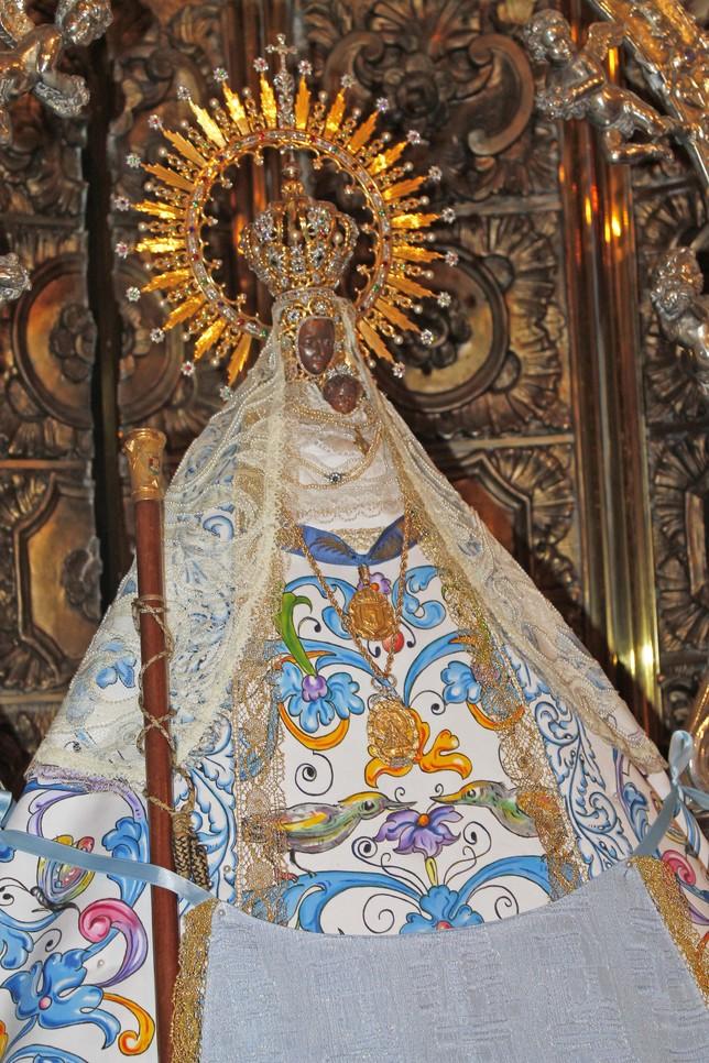 Carmen rizo une a la virgen del prado y a ruiz de luna a for Calle prado 8 talavera dela reina
