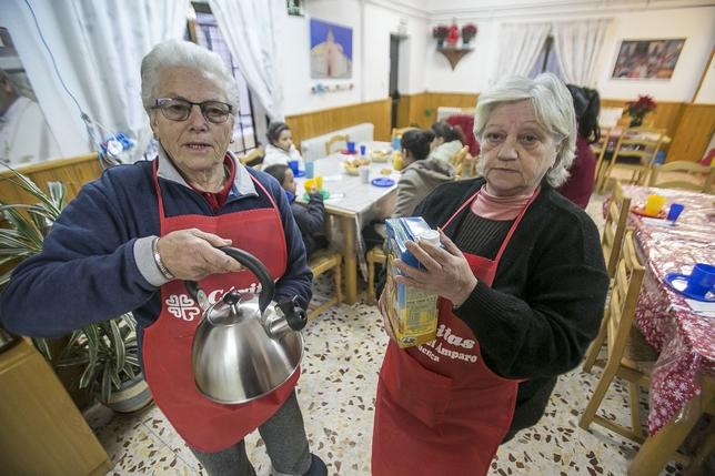 Un comedor en el que se paga con el corazón - La Tribuna de Cuenca