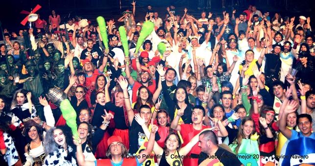 Cevico Navero: Una semana cultural que se repite ya 33 años y que nos une a todas las gentes llegadas desde todos los puntos del país. La gran fiesta del disfraz y la música y el baile que nos reúne a todos en la noche.