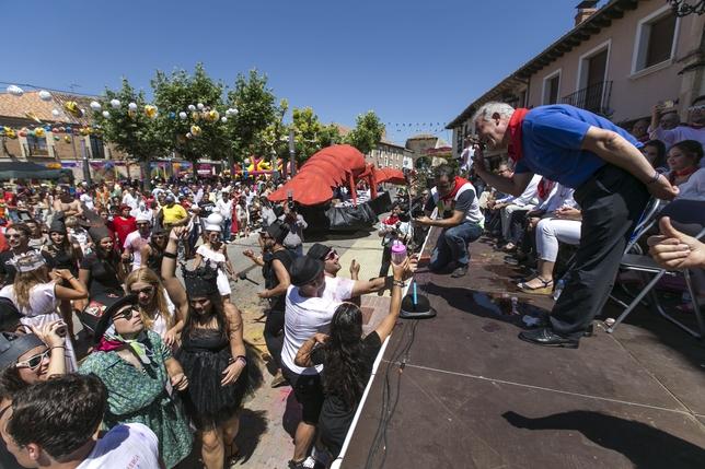 Festival del Cangrejo de Herrera de Pisuerga.