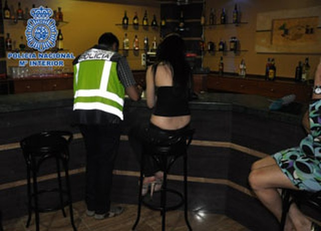 prostitutas de albacete chinas prostitutas