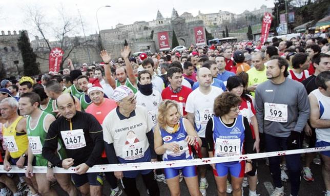De 122 atletas se ha pasado a casi 5.000. YOLANDA LANCHA