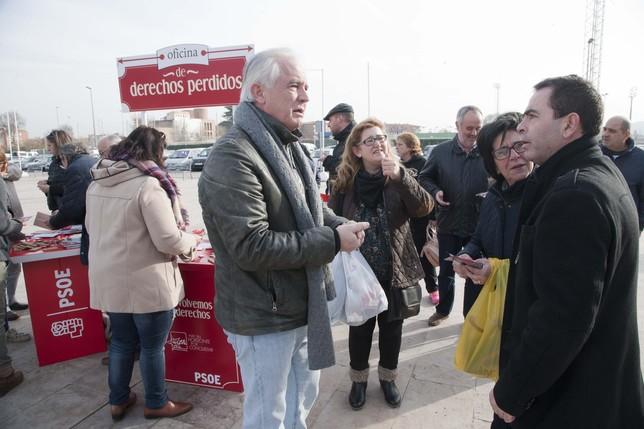 El psoe pide apoyo en las urnas para derogar la reforma - El mercadillo de talavera ...