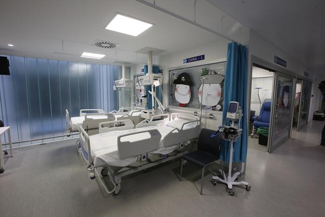 Nuevas instalaciones de las Urgencias del Hospital Clínico