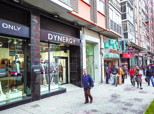 Como la calle santander del centro diario de burgos - Tiendas de sofas en burgos ...