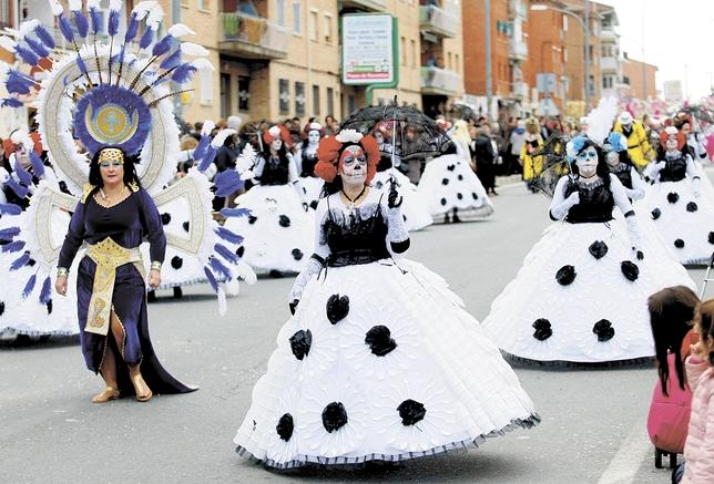 Carnaval Interprovincial de El Tiemblo. Antonio Bartolomé