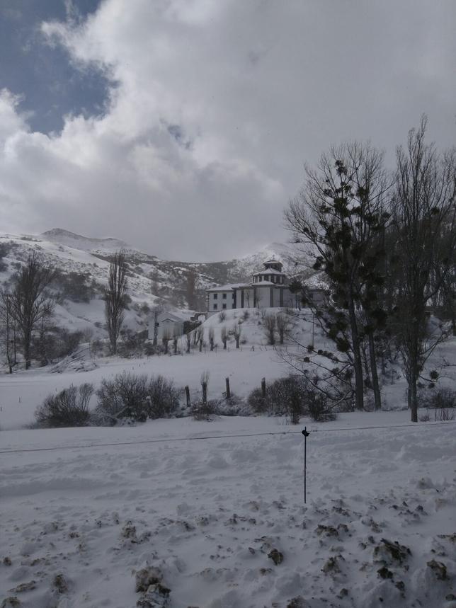 Abadía de Lebanza
