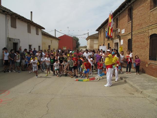 REVENGA DE CAMPOS: La mejor Gincana en el mejor pueblo. ¡Revenga de Campos!