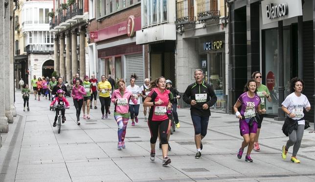 V Carrera contra el Cáncer de Palencia