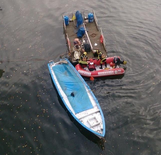 Rescatan a un hombre del Pisuerga @PucelaPropone