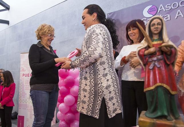 Entrega de premios en la comida de Santa Agueda de Puertollano /Fotos Rueda Villaverde