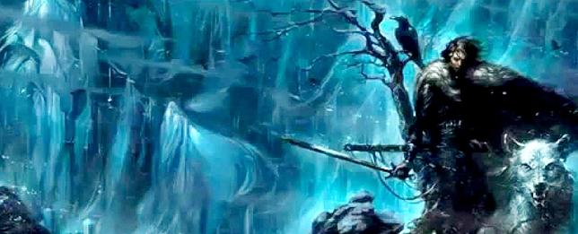 Jon Nieve, personaje de Juego de Tronos. Enrique Corominas