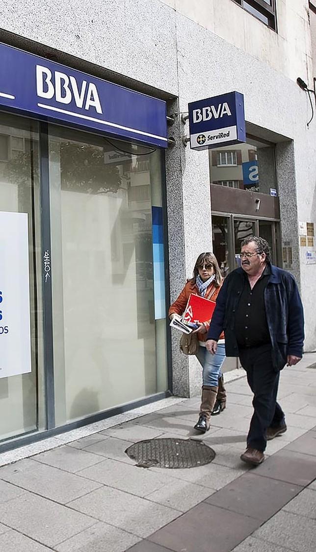 Burgos s ptima provincia en bancos por habitante pese al for Sucursales banco santander barcelona
