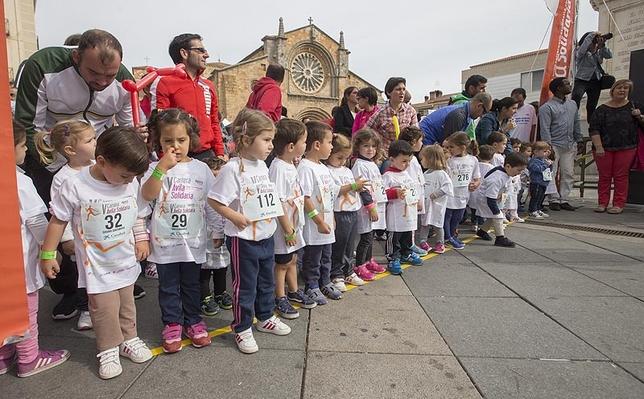 Carrera Ávila Solidaria 2016.