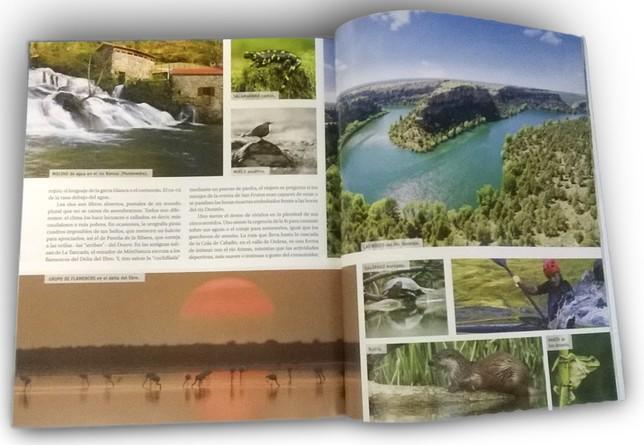 Uno de los reportajes de este mes: nuestros ríos ibéricos