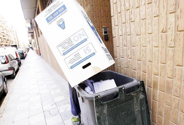 Comercios y oficinas concienciados la tribuna de albacete for Oficina correos albacete