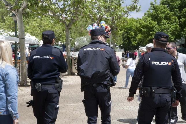 La Policía Nacional se encargó de detener al presunto agresor Peña