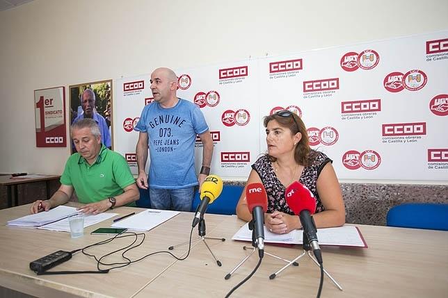 Bloqueo en el convenio de oficinas diario palentino for Convenio oficinas y despachos navarra