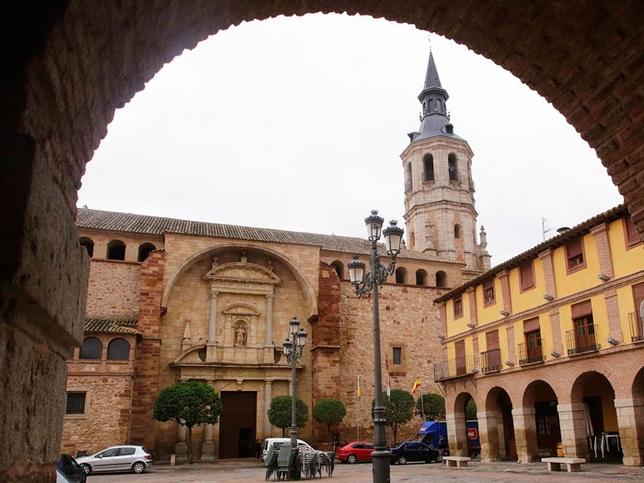 El obispado pide recursos para hacer cuatro obras - Parroquia santa catalina la solana ...