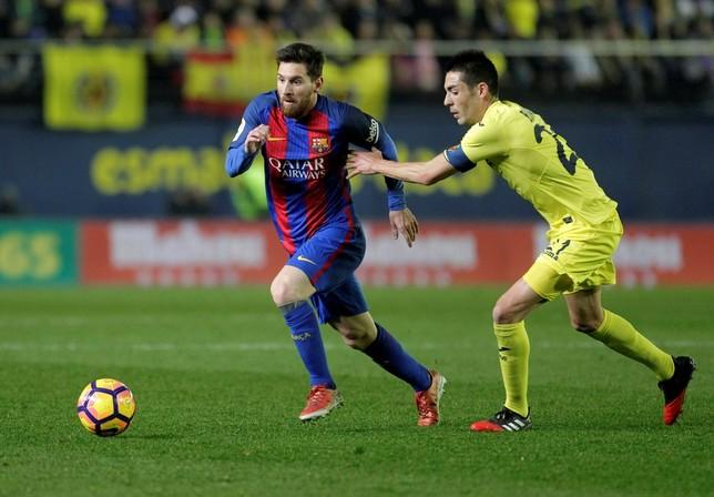 Messi salva un punto 'in extremis' HEINO KALIS