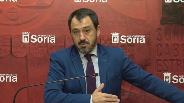 Soria reduce su deuda en 10 puntos