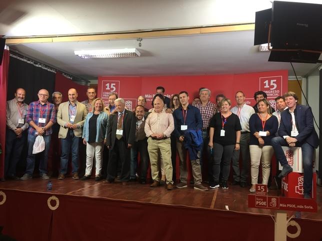 Luis Rey toma las riendas de PSOE