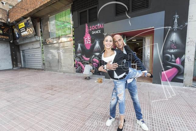 Un nuevo proyecto de danza en Burgos: en el local que ocupaba el Chiqui&Chus abre Social Dance