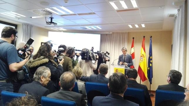 La llegada del AVE a Burgos se retrasa