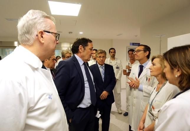 Unidad de cuidados cardiológicos