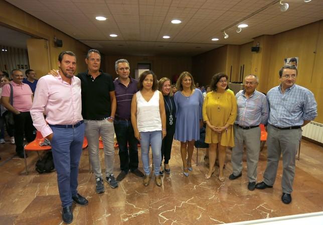 Teresa López, la elegida del PSOE