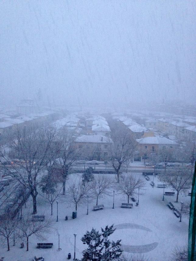 Albacete capital.