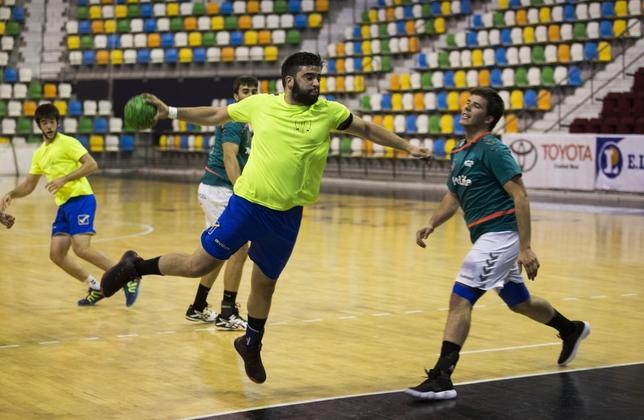 El Caserío gana en su última prueba RUEDA VILLAVERDE